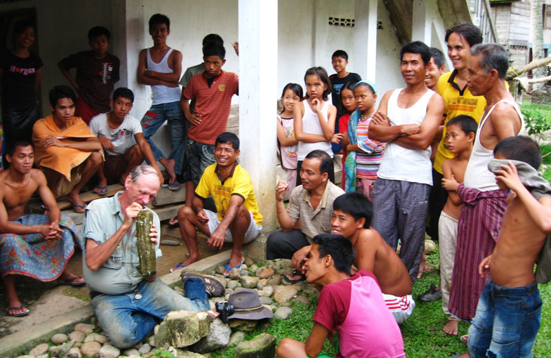 Walt's Seminar in Central Sumatra